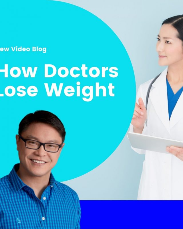 How Doctors Lose Weight